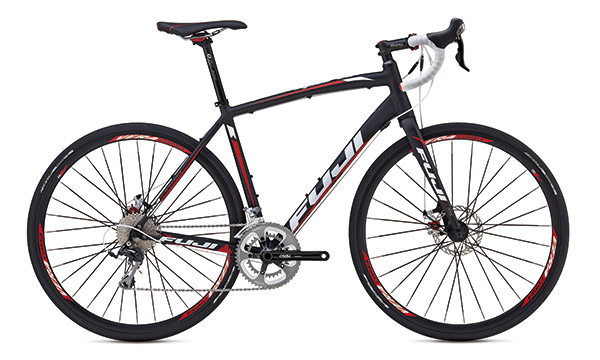 1a086787608 FUJI Sportif start below $600.00. Above top of the line in the sportiF  series with shimano 105 and Avis Disc brakes. check with us for special  pricing.